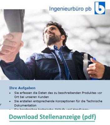 Download Stellenanzeige (pdf)